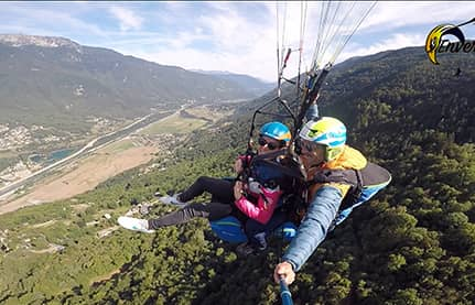 Paragliding prices