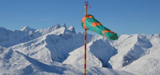 Winter sports in Valmeinier